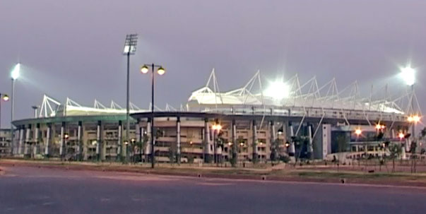 Birsa Munda Athletic Stadium, Hotwar